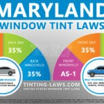 Maryland Tint Laws