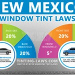 New Mexico Tint Laws