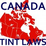Canada window tint laws